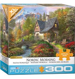 EUROGRAPHICS Nordic Morning by Dominic Davison