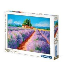 Clementoni Puzzles Lavender Scent