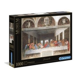 Clementoni Puzzles Leonardo ''The Last Supper''-1000 pc puzzle