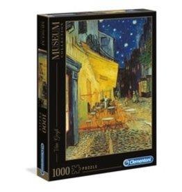 Clementoni Puzzles Van Gogh ''Cafe Terrace...''-1000pc puzzle