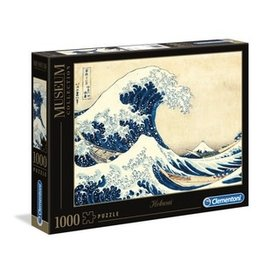 "Clementoni Puzzles Hokusai-""The Great Wave"", 1000 pc puzzle"