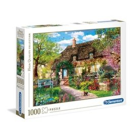Clementoni Puzzles The Old Cottage