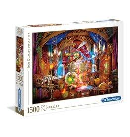 Clementoni Puzzles Wizard's Workshopv - 1500