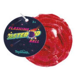 TOYSMITH FLASHING ASTEROID BALL