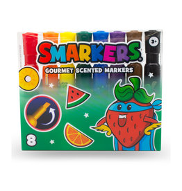 SCENTCO INC Large Barrel Smarkers 8 Pack