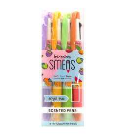 SCENTCO INC Tri-Color Smens Set of 4