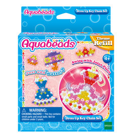 AquaBeads Dress Up Key Chain Set
