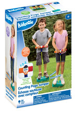 INTERNATIONAL PLAYTHINGS COUNTING POGO JUMPER