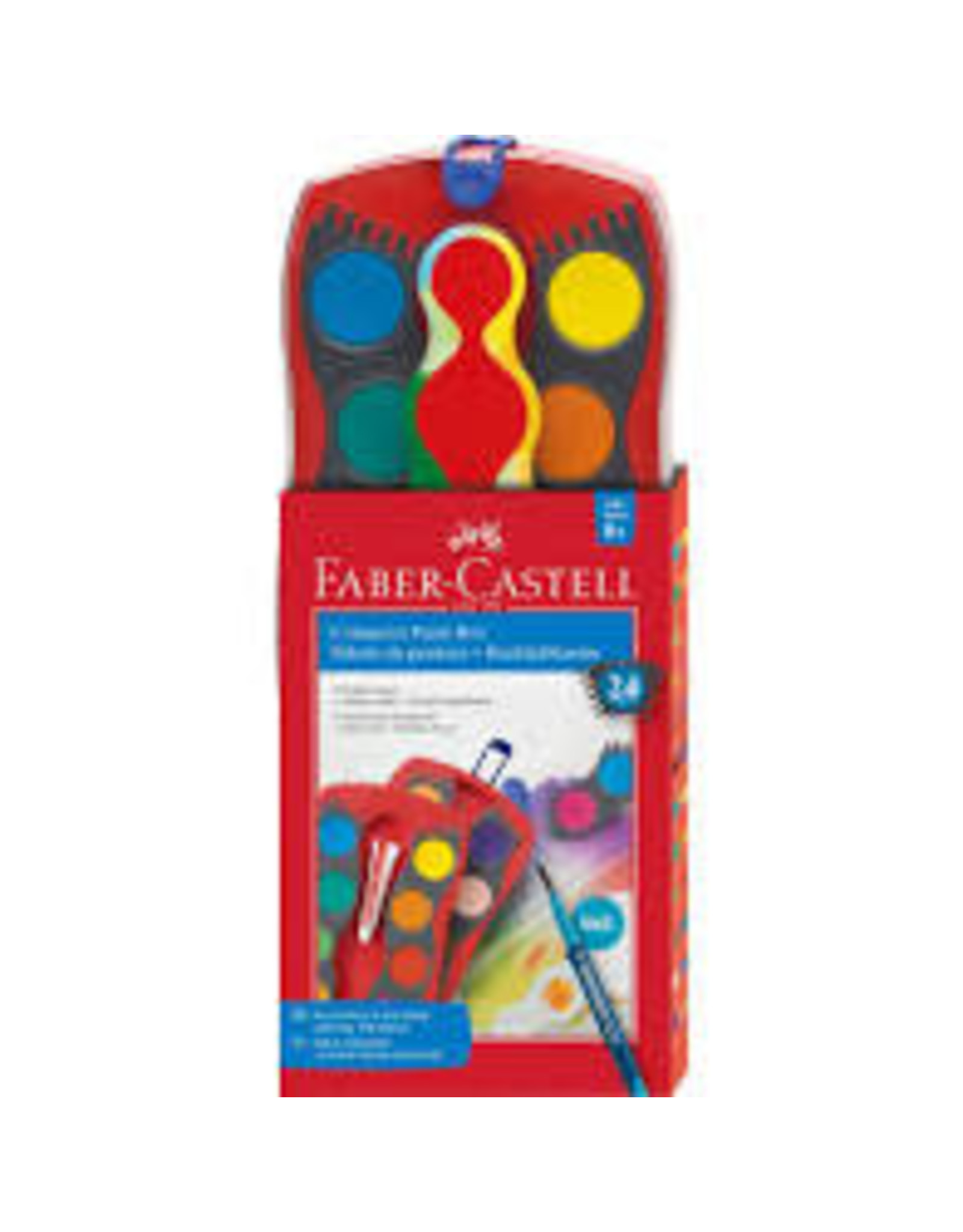 Faber Castell 12ct Connector Paint Box