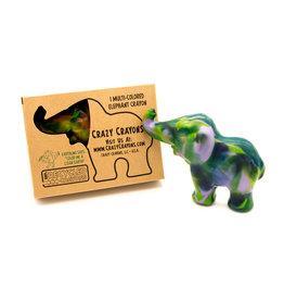 Crazy Crayons XL Jumbo Crazy Crayon: Elephant