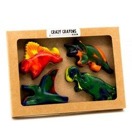 Crazy Crayons Dinosaur Crayon Set