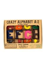 Crazy Crayons Alphabet Letters Crayon
