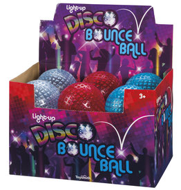 TOYSMITH Light-Up Disco Bounce Ball