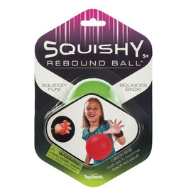TOYSMITH Squishy Rebound Ball