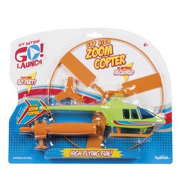 TOYSMITH Sky High Zoom Copter