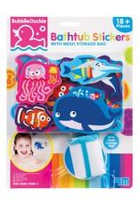 TOYSMITH BATHTUB STICKERS SEA LIFE