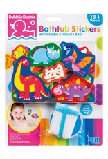 TOYSMITH BATHTUB STICKERS DINO