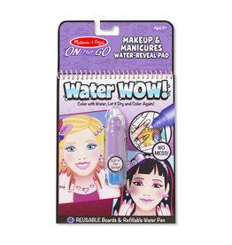 MELISSA & DOUG Water Wow! - Makeup & Manicures