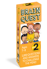 WORKMAN PUBLISHING BRAIN QUEST GRADE 2