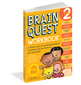 WORKMAN PUBLISHING BQ: WKBK: GRADE 2-PAP