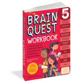 WORKMAN PUBLISHING BQ: WKBK: GRADE 5-PAP