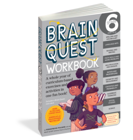 WORKMAN PUBLISHING BQ: WKBK: GRADE 6-PAP