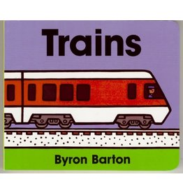 HARPER COLLINS Trains Board Book