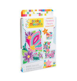 ORB FACTORY Sticky Mosaics® Travel Pack Flowers