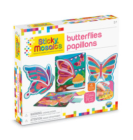 ORB FACTORY Sticky Mosaics® Butterflies