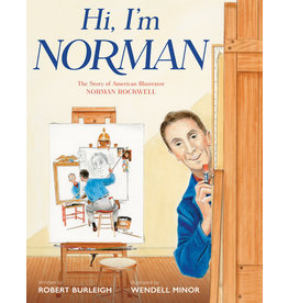 SIMON & SCHUSTER HI, I'M NORMAN