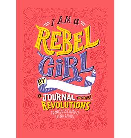 SIMON & SCHUSTER I am a Rebel Girl - Journal