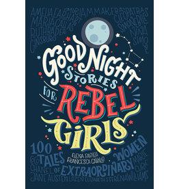 SIMON & SCHUSTER Goodnight Stories for Rebel Girls - 100 tales