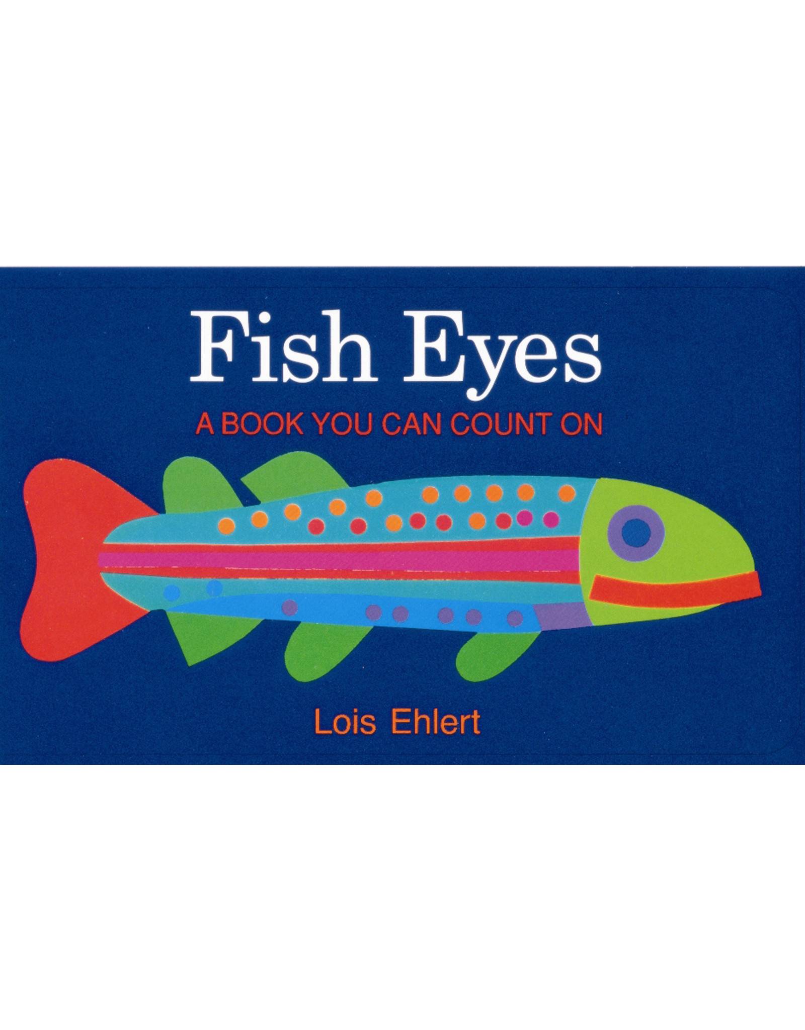 Houghton Miflin Harcourt Fish Eyes