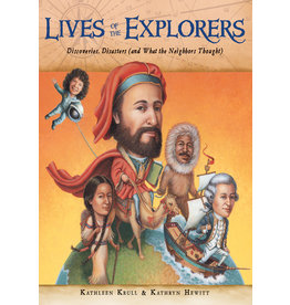 Houghton Miflin Harcourt LIVES OF THE EXPLORERS