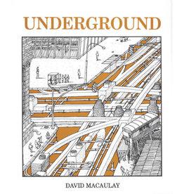 Houghton Miflin Harcourt UNDERGROUND