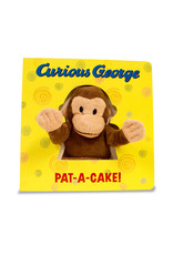 Houghton Miflin Harcourt Curious George Pat-A-Cake