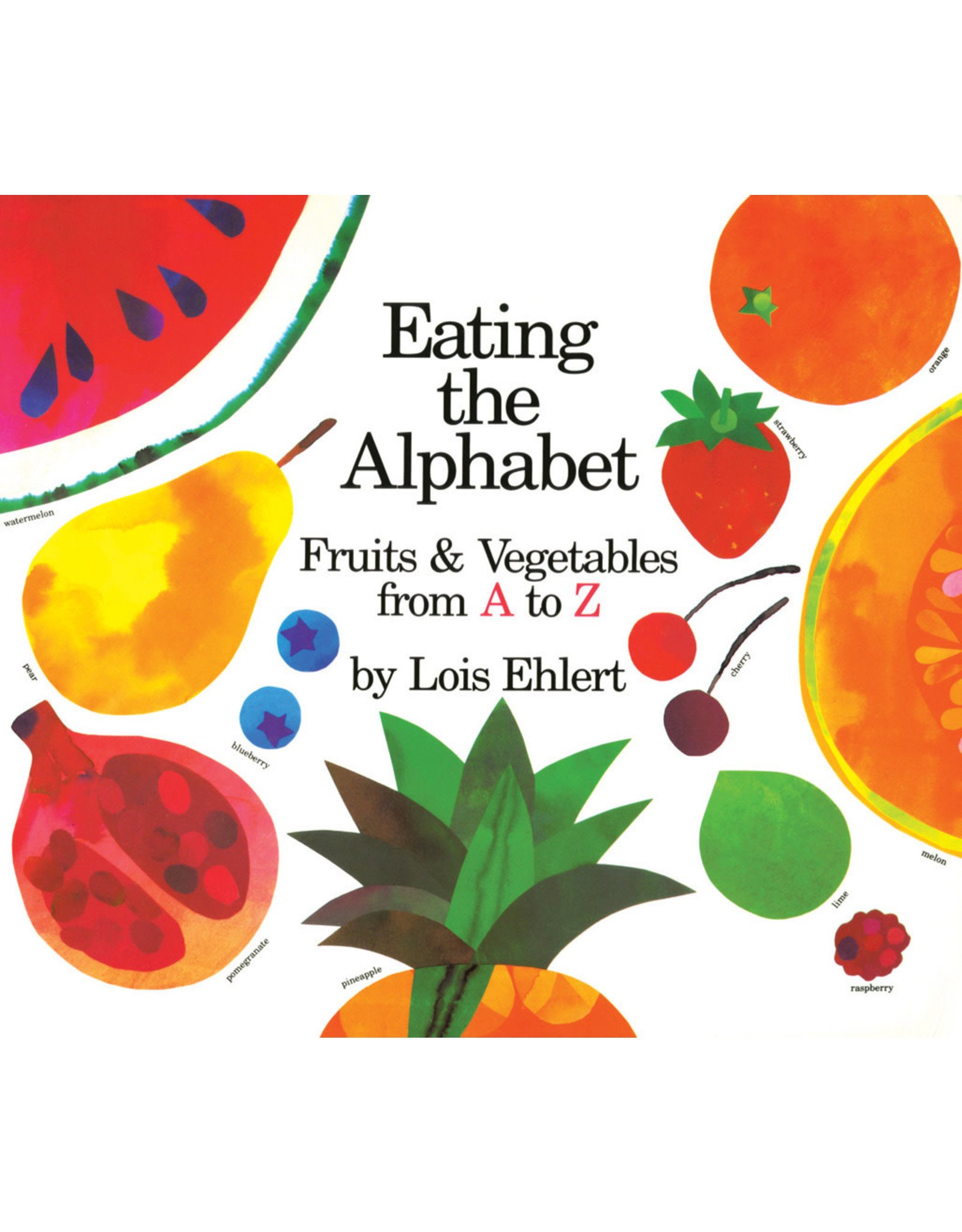 Houghton Miflin Harcourt Eating the Alphabet