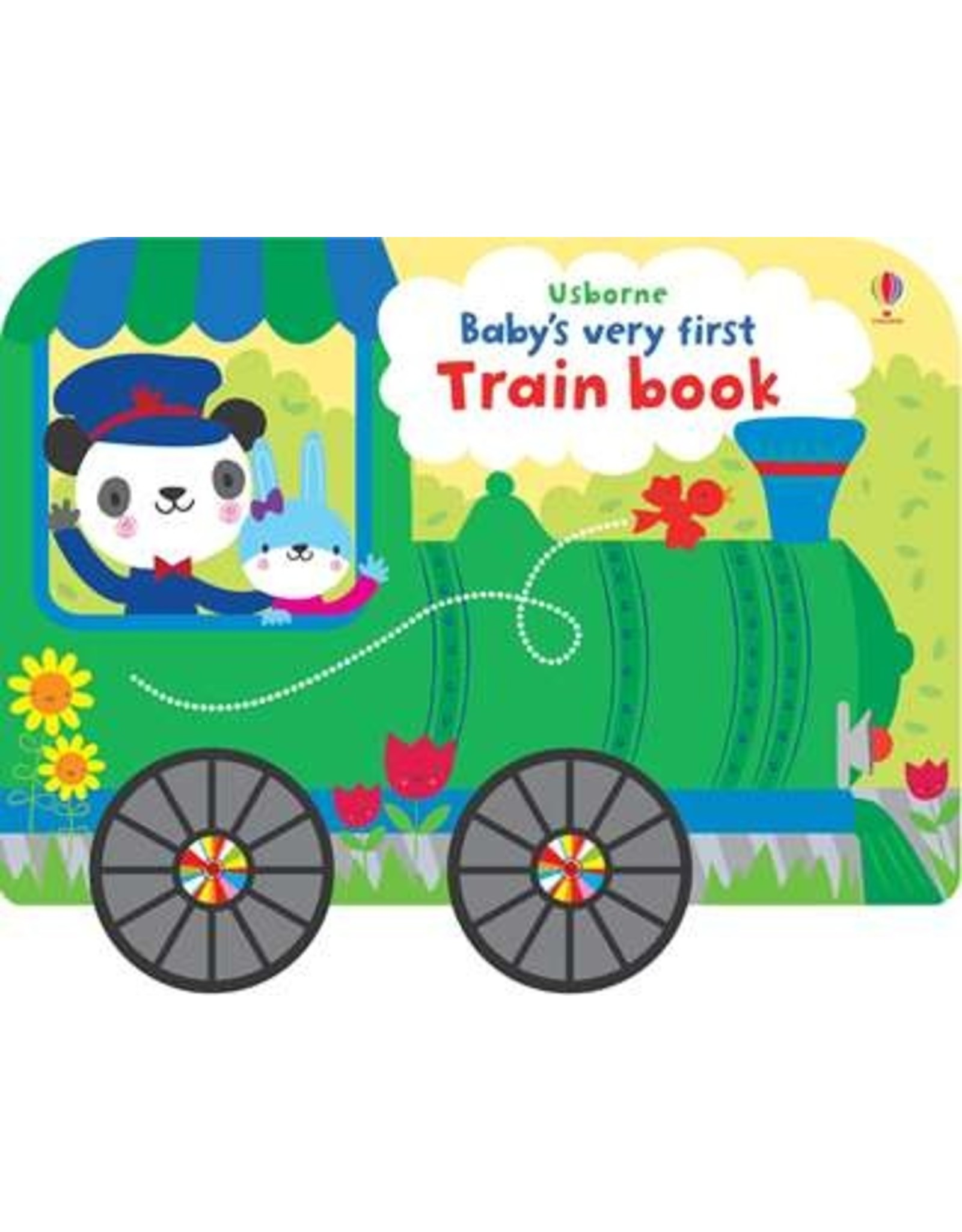 Usborne & Kane Miller Books Baby's Very First Train Book