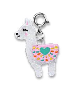 Charm It! Glitter Llama Charm