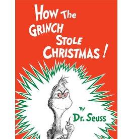 Penguin/Random House HOW THE GRINCH STOLE CHRISTMAS