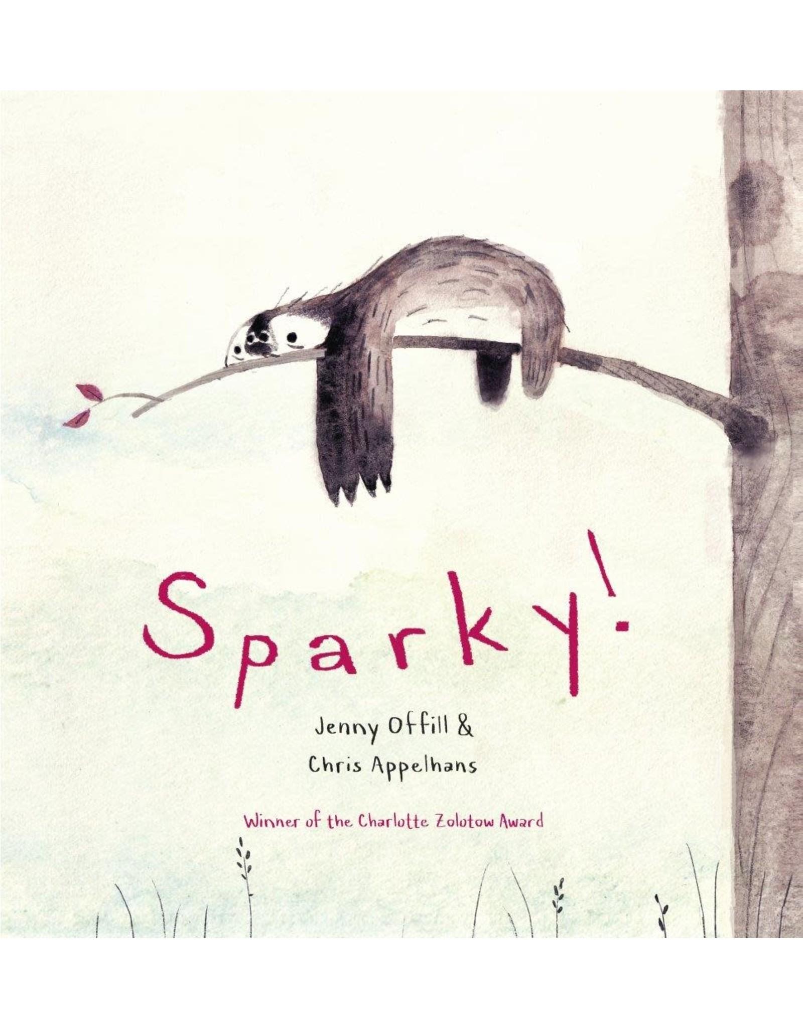 Penguin/Random House SPARKY!
