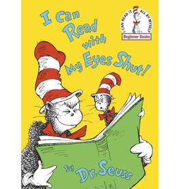 Penguin/Random House I CAN READ WITH MY EYES SHUT