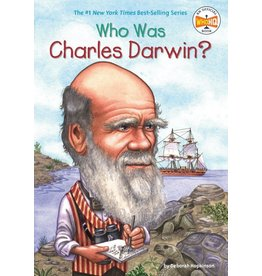 Penguin/Random House WHO WAS CHARLES DARWIN?