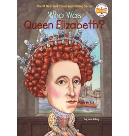 Penguin/Random House WHO WAS QUEEN ELIZABETH?