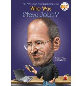 Penguin/Random House WHO WAS STEVE JOBS?