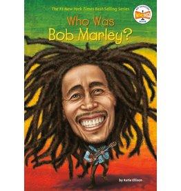 Penguin/Random House WHO WAS BOB MARLEY?