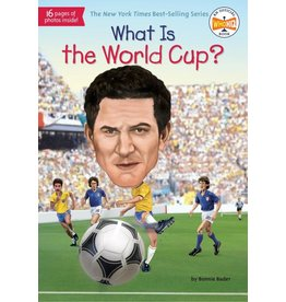 Penguin/Random House WHAT IS THE WORLD CUP?