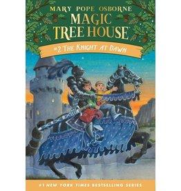 Penguin/Random House KNIGHT AT DAWN, THE (MTH#2)