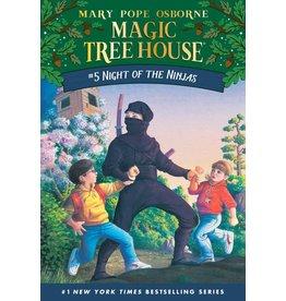 Penguin/Random House NIGHT OF THE NINJAS (MTH#5)