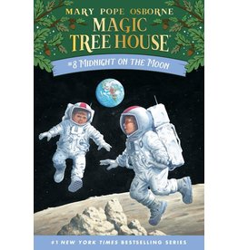 Penguin/Random House MIDNIGHT ON THE MOON (MTH#8)